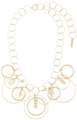 Marni Loop Chain Necklace