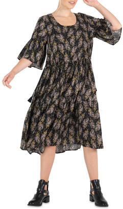 Sass Cher Swing Dress