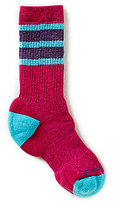 Smartwool Kids Striped Hike Medium Crew Socks