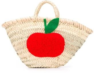 Sonia Rykiel fruity beach tote