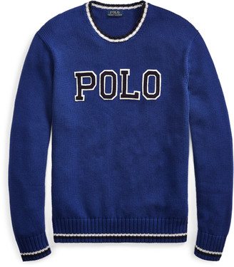 Ralph Lauren Cotton Crewneck Jumper
