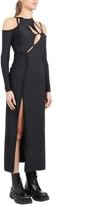 Ottolinger Black Strappy Dress