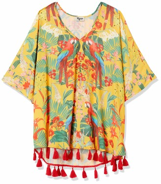 Show Me Your Mumu Women's Shook Tassel Tunic