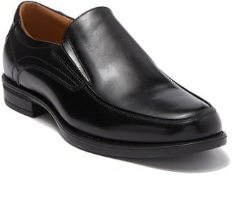 Florsheim Center Moc Toe Leather Loafer