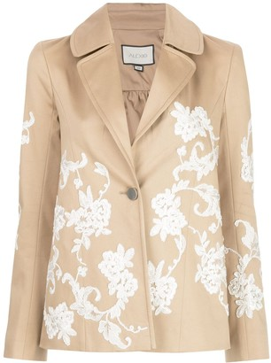 Alexis Cyrano embroidered jacket