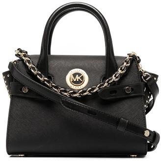 MICHAEL Michael Kors Carmen small leather tote bag