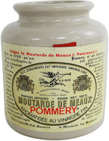 One Kings Lane Vintage French Mustard Jar