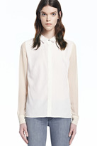 J Brand Harriet Blouse