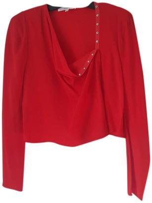 Vanessa Bruno Red Jacket for Women