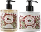Panier des Sens Stimulating Red Thyme Liquid Soap and Hand & Body Lotion 2-Piece Set