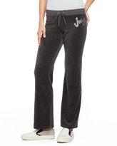 Juicy Couture Velour Juicy Logo Pants