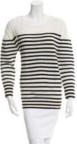 Raquel Allegra Breton Wool Sweater w/ Tags