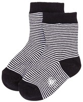 Petit Bateau Baby boys milleraies striped socks
