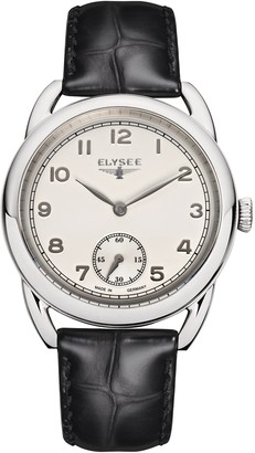 ELYSEE Women's 80540 Ladies-Edition Analog Display Quartz Black Watch