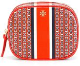 Tory Burch Gemini link cosmetic case - women - Polyester - One Size