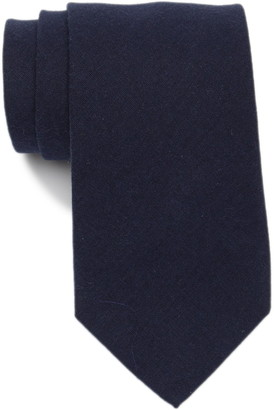 Tommy Hilfiger Manhattan Solid Silk Tie - XL