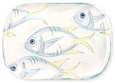 Vietri Pescatore Medium Ceramic Rectangular Platter