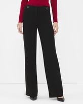 White House Black Market Wide-Leg Pants