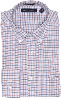 Tommy Hilfiger Plaid Sport Shirt - Regular Fit