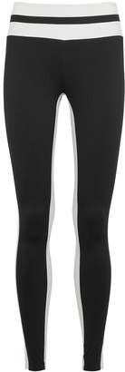 Vaara Flo monochrome stretch-jersey leggings