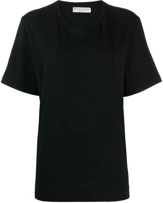 Bottega Veneta embroidered logo T-shirt