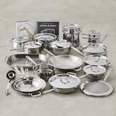 All-Clad Copper Core 33-Piece Cookware Set