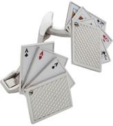 Tateossian Playing Cards cufflinks
