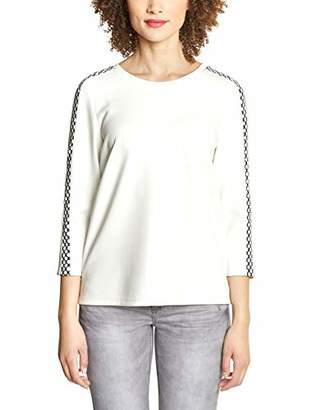 Street One Women's 313260 Longsleeve T-Shirt,(Size: 40)
