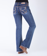 Amethyst Jeans Nessa Short Bootcut Jeans