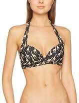 Fat Face Women's Giraffe Carrie Bikini Top