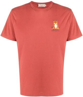 MAISON KITSUNÉ fox-print T-shirt