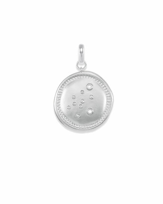 Kendra Scott Aquarius Large Coin Charm