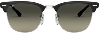 Ray-Ban All-Metal Clubmaster Sunglasses