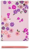 Kate Spade Pacific Petals 2-Piece Loose Note Holder & Pen Set