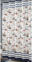 Bed Bath & Beyond J. Queen New York Voyage Shower Curtain
