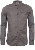 Garcia Print Button-down Cotton Shirt