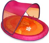 Bed Bath & Beyond SwimWays Sun Shade Spring Float in Hibiscus