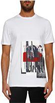 Christian Dior Abstract Print T-shirt