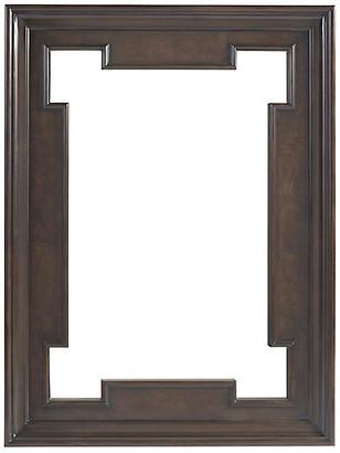 Barclay Butera Highwood Rectangular Wall Mirror - Wilshire Brown