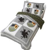 Kid Kraft Knights & Shields 4pc Toddler Bedding Set