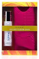 Sigma Beauty Go Clean Duo