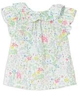 Jacadi Girls' Ruffle Floral Blouse - Baby