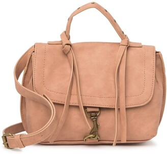 Twig & Arrow Knotted Straps Mini Satchel