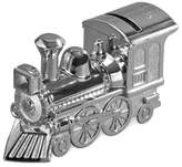 MyDzyne Train Bank in Brushed Silver