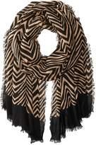 Vera Bradley Zebra Wool Scarf