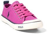 Ralph Lauren Carlisle III Low-Top Sneaker