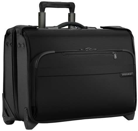 Briggs & Riley Carry On Wheeled Garment Bag