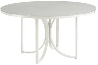 Highland Dunes Dani Outdoor Round Dining Table