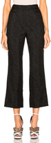 Erdem Stretch Jacquard Verity Trousers