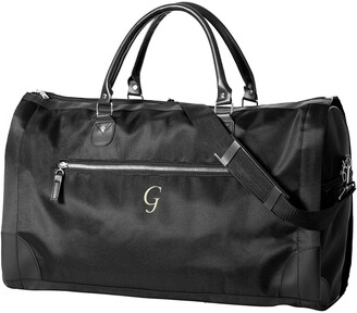 Cathy's Concepts Personalized Women's Microfiber Convertible Garment Bag
